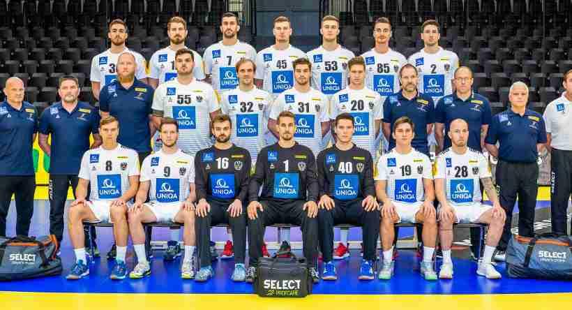 Handball EM 2020 - Österreich Team - Copyright: ÖHB/Agentur DIENER/Eva Manhart