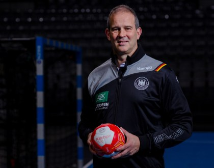 Handball - DHB - Frauen - Ladies - Nationalmannschaft - Bundestrainer Henk Groener - Foto: Sascha Klahn/DHB