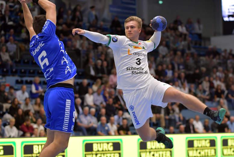 Franz Semper - VfL Gummersbach vs. SC DHfK Leipzig - Handball Bundesliga - Foto: Rainer Justen