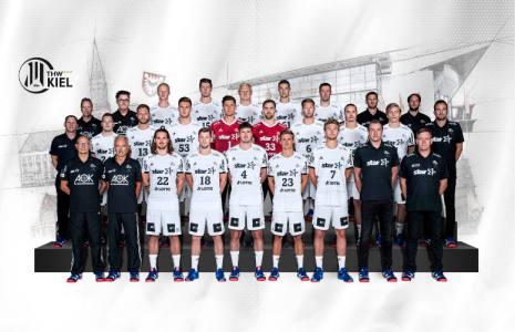 THW Kiel - Handball Bundesliga - DHB Pokal - EHF Champions League – EHF-Cup - Saison 2018/2019 - Foto: THW Kiel / DKB Handball Bundesliga