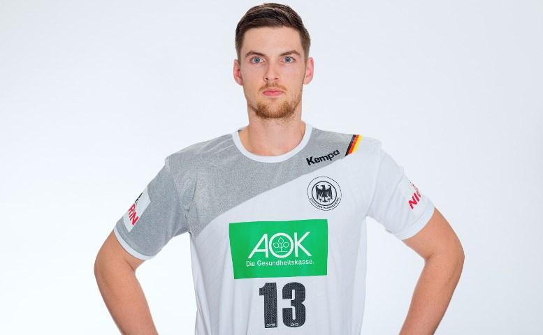 Hendrik Pekeler - Deutschland - DHB - Foto: Sascha Klahn/DHB