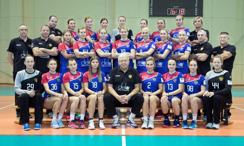 Handball EM 2018 - Russland - Foto: Handball Federation of Russia