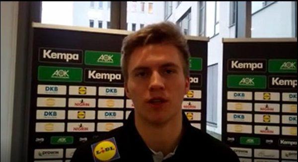Handball WM 2019 - Franz Semper - Deutschland - Foto: SPORT4FINAL