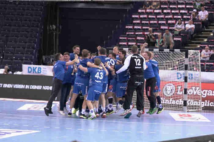 Sieger DHB-Amateur-Pokal ATSV Habenhausen - Foto: Peter Jansen