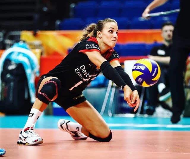 Lenka Dürr - Volleyball WM 2018 Japan - Foto: FIVB