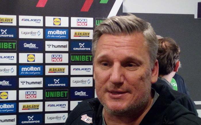 Nikolaj Jacobsen - Landescoach Handball Weltmeister Dänemark - Hamburg am 24. Januar 2019 - Foto: SPORT4FINAL