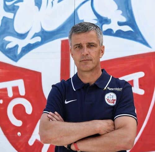 Jens Härtel - Foto: FC Hansa Rostock