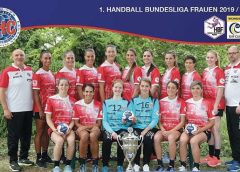 Thüringer HC - Handball Saison 2019-2020 - Foto: Thüringer HC