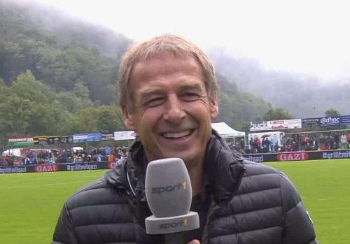 Jürgen Klinsmann - Copyright SPORT1