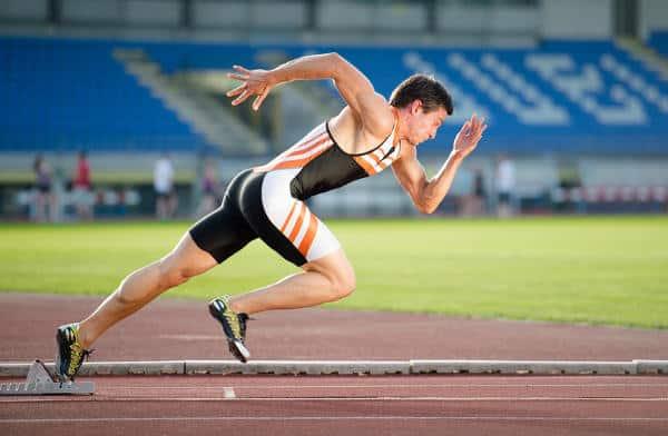 Leichtathletik - Quelle: Fotolia