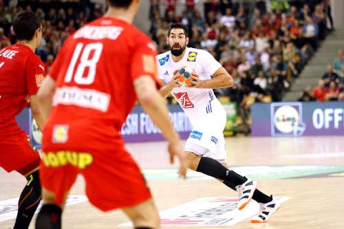 Nikola Karabatic - Dänemark vs. Frankreich - Handball Golden League 2019 - Foto: FFHandball / S.Pillaud