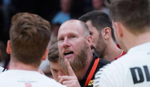 Handball EM: Ales Pajovic - Österreich - Foto: ÖHB-Agentur DIENER - Eva Manhart