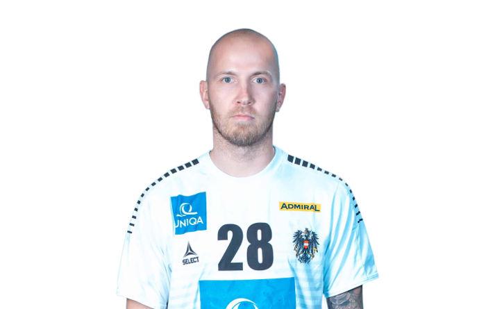 Handball EM 2020 - Robert Weber - Österreich - Copyright: ÖHB/Agentur DIENER/Eva Manhart