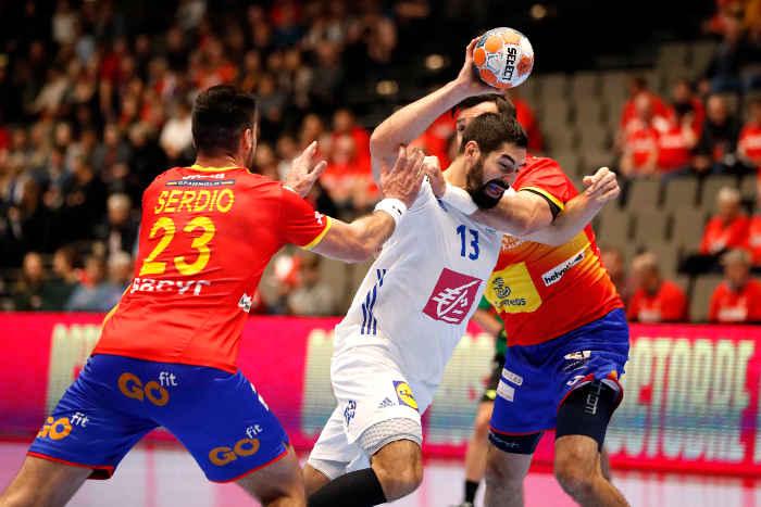 Handball Golden League - Frankreich vs. Spanien - Copyright: FFHandball / S.Pillaud