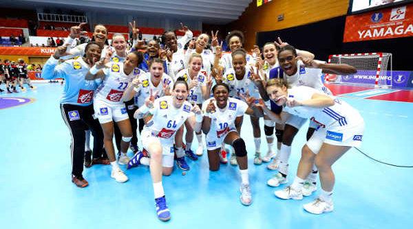 Handball WM 2019 - Frankreich - Foto: FFHandball / S. Pillaud