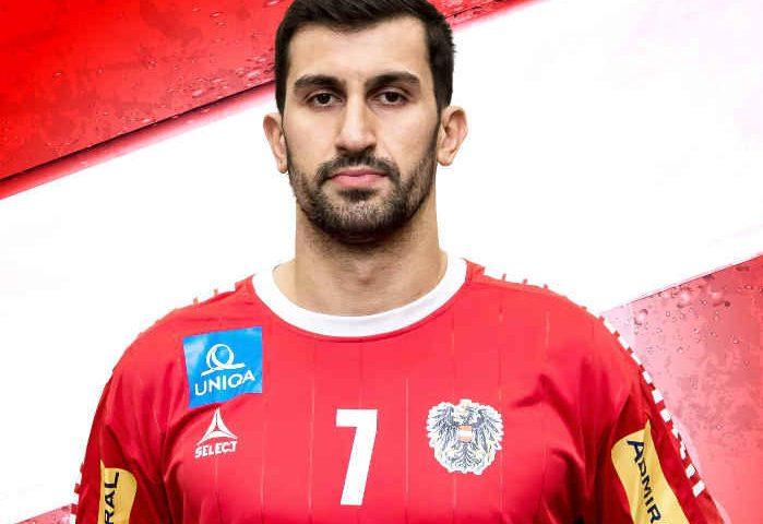 Handball EM 2020 - Janko Bozovic - Österreich - Copyright: ÖHB/Agentur DIENER/Pucher
