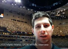 Handball EM 2020 - Marko Mamic - Kroatien - Copyright: SPORT4FINAL