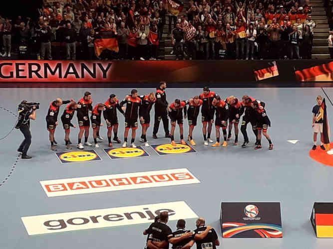 Handball EM 2020 - Team Deutschland vs Kroatien - Copyright: SPORT4FINAL