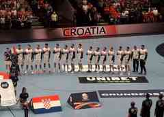 Handball EM 2020 - Team Kroatien vs Deutschland - Copyright: SPORT4FINAL