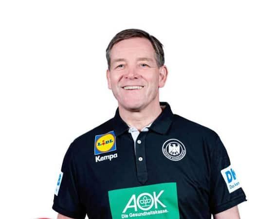 Alfred Gislason – DHB – Deutschland – Handball – Bundestrainer – Foto: Sascha Klahn/DHB
