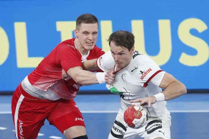 Handball WM 2021 Ägypten – Deutschland vs. Polen – Copyright: © IHF / Egypt 2021