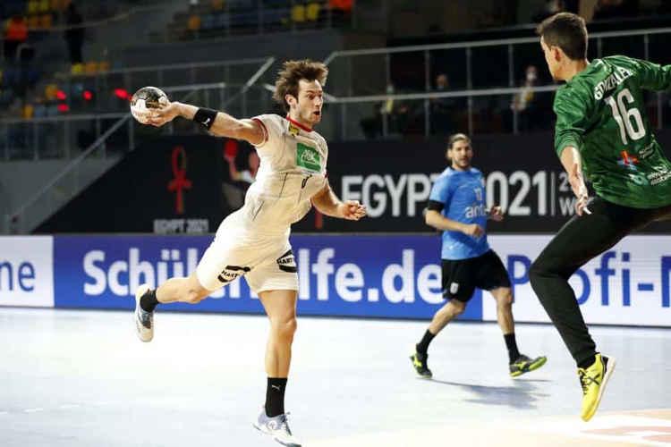 Handball WM 2021 Ägypten – Deutschland vs. Uruguay – Copyright: © IHF / Egypt 2021