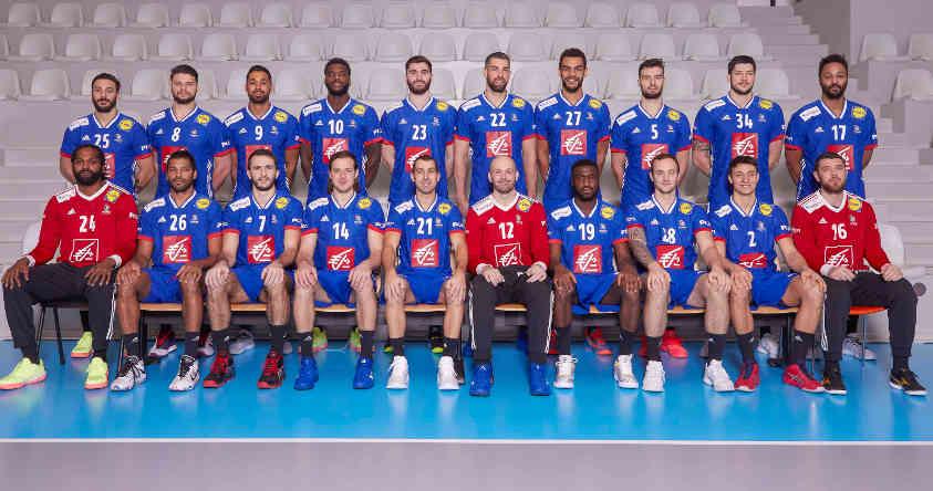 Handball WM 2021 Team Frankreich – Copyright: FFHANDBALL / S.PILLAUD
