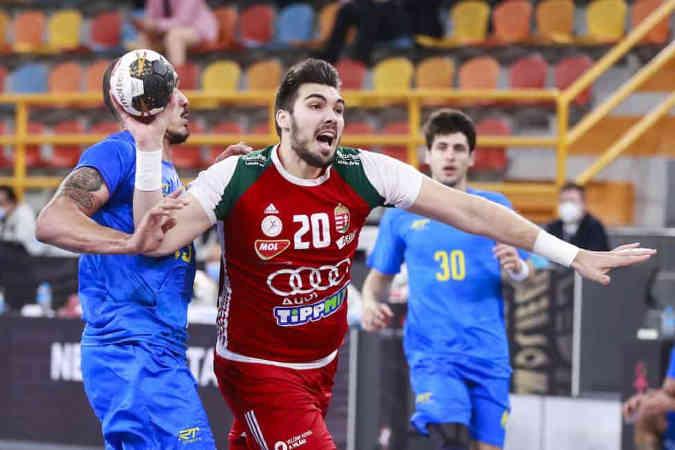 Handball WM 2021 Ägypten – Ungarn vs. Brasilien – Miklos Rosta – Copyright: © IHF / Egypt 2021