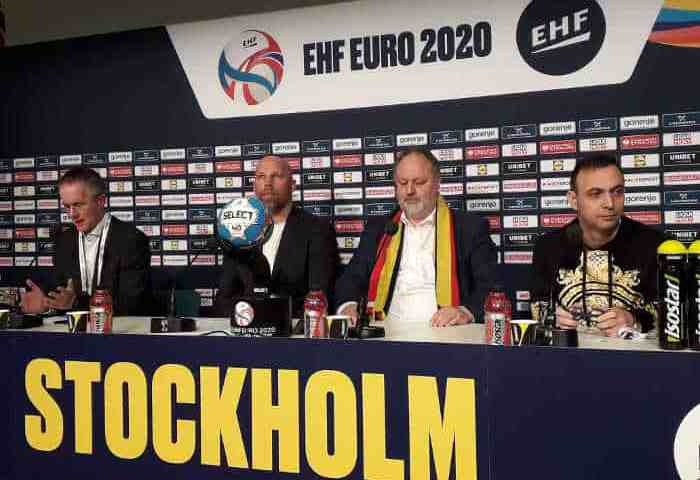 Handball EM 2020 DHB Pressekonferenz