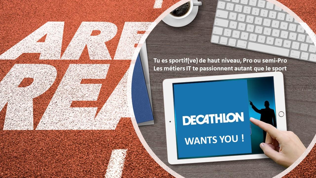 image Job Offer Decathlon