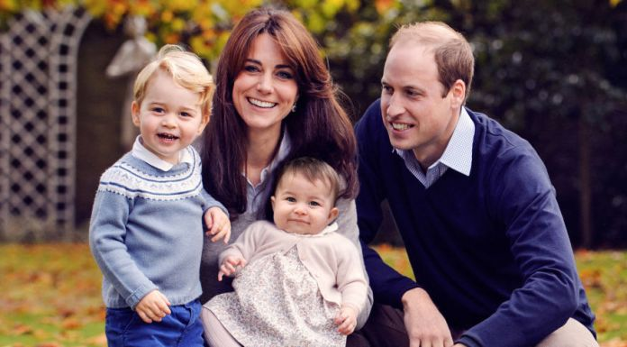 will and kate baby name
