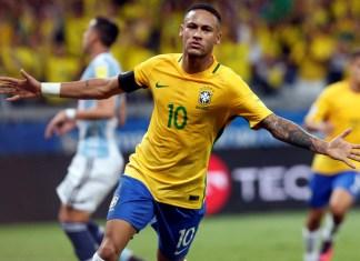 Neymar Brazil World Cup