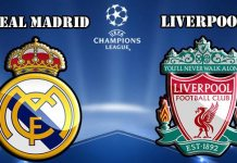 Real Madrid vs Liverpool Final