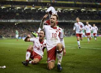 Denmark World Cup
