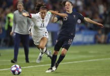 Women's World Cup Semifinals