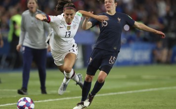 Women's World Cup Semifinals