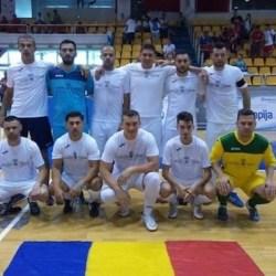 """Arădeanul Iovescu - piesă importantă în angrenajul """"tricolorilor"""" la europenele de fotbal pentru persoanele cu diabet"""