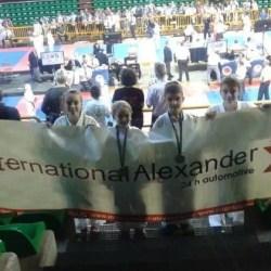 """Două medalii de aur pentru Banzai la """"europenele"""" WUKF din Italia"""