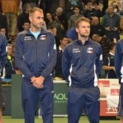 Copil, un singur succes din trei meciuri disputate în Cupa Davis împotriva Belarusului