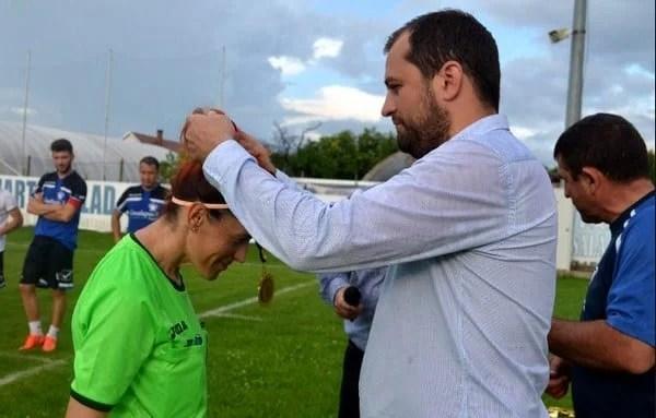 """Răzvan Cadar, un an la șefia Comisiei Județene a Arbitrilor: """"Fotbalul e al jucătorilor, antrenorilor și spectatorilor, arbitrii nu trebuie să iasă cu nimic în evidență"""""""