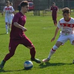 Turul semifinalei Cupei României Under 19 a fost decis de la punctul cu var: UTA - CFR Cluj  1-0