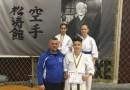 "Karateka de bronz pentru Shodan la ""naționalele"" Naţional Shotokan FRK – ESKU"