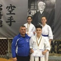 "Karateka de bronz pentru Shodan la ""naționalele"" Naţional Shotokan FRK - ESKU"