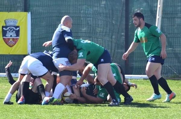 """""""Studenți"""" restanți pe final de meci: CS Universitatea Arad - RCM Bârlad  20-36"""