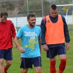 """Încălzire pentru Crișul, dar """"eroul"""" Huțanu a fost scos din joc: CS Dorobanți - Progresul Pecica  2-8"""