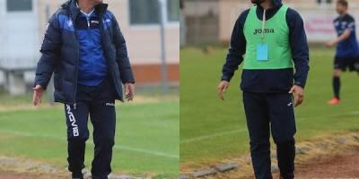 """Antrenorii comentează derby-ul Criș – Lipova 0-2. Roșca: """"Dubla eliminare i-a avantajat pe ei"""" v.s. Sabău: """"Muncim demult, nimic nu e întâmplător"""""""