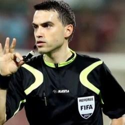 După optimi, Hațegan fluieră și în sferturile Europa League echipa unui fotbalist român