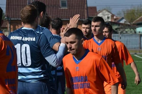 Curtici - Lipova și Sântana - Beliu, în semifinalele Cupei României (faza județeană)