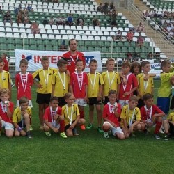 Antrenori englezi pentru copiii de la UTA și Atletico
