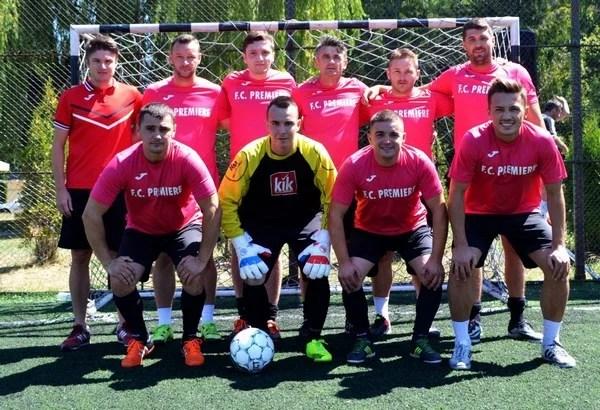 Premiere și Ergad au trecut de grupe la turneul final al Cupei României de mini-fotbal!